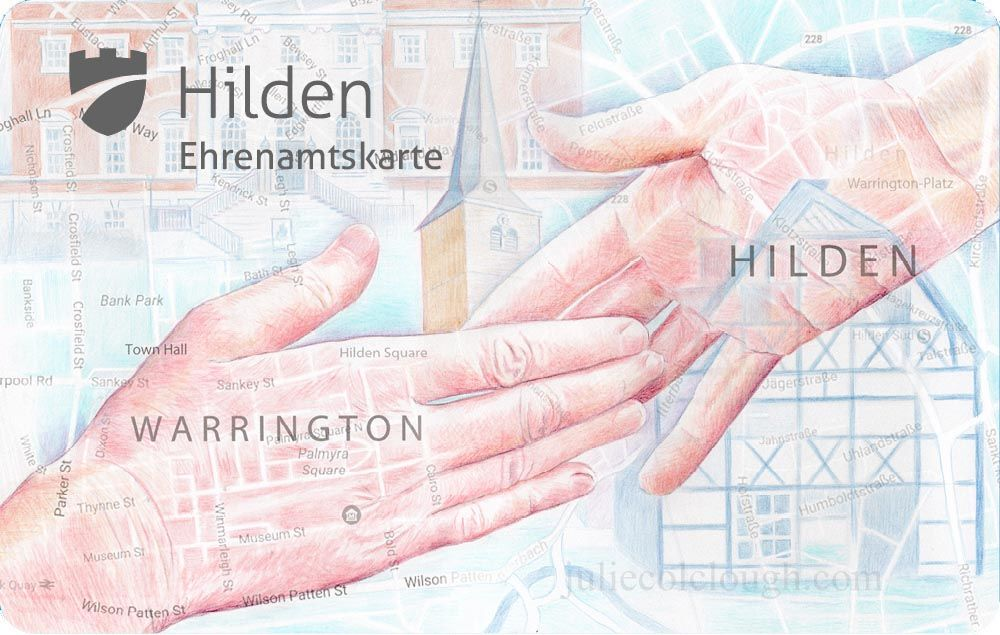 Hilden & Warrington - twin towns