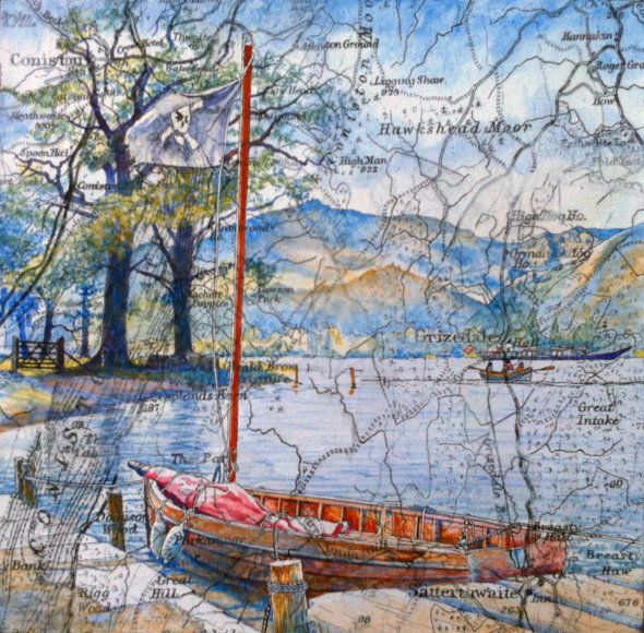 Coniston - Swallows and Amazons