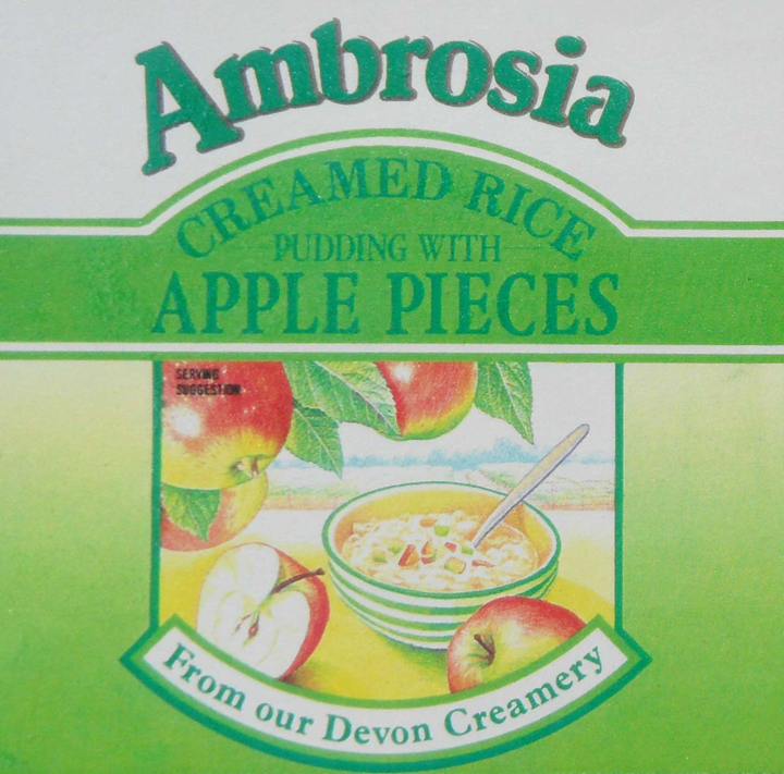 Co-op Ambrosia Creamed Rice with Apple